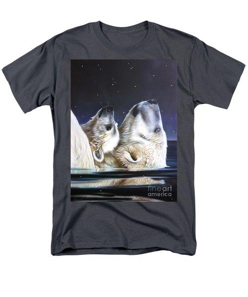 Little Star Men's T-Shirt  (Regular Fit) by Sandi Baker