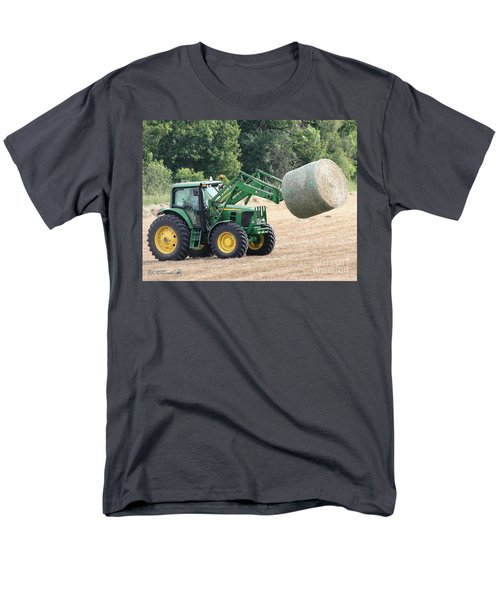 Loading Hay Men's T-Shirt  (Regular Fit) by J McCombie