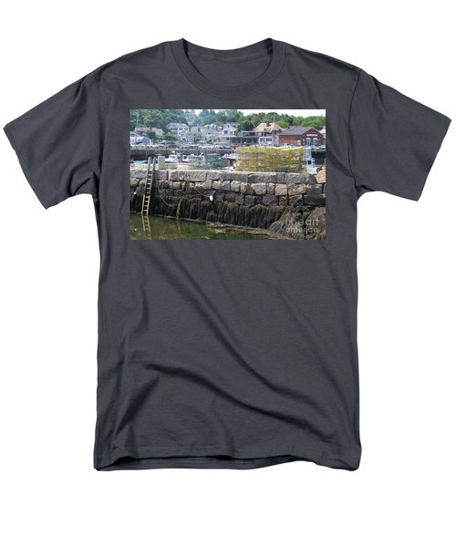Men's T-Shirt  (Regular Fit) featuring the photograph New England Lobster by Eunice Miller