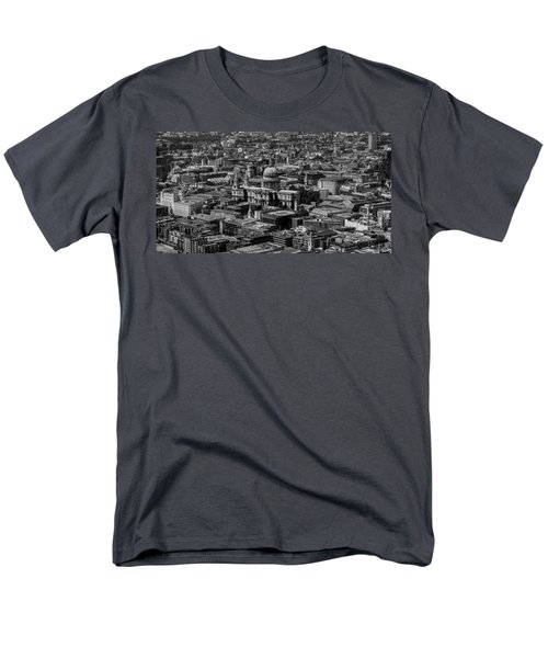 London Skyline Men's T-Shirt  (Regular Fit) by Martin Newman