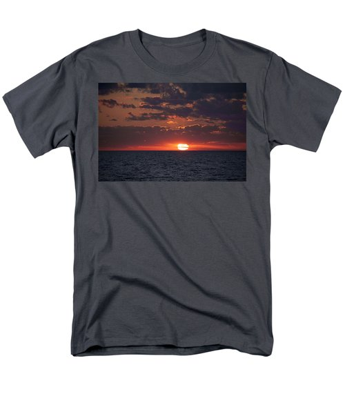 Looking Back In Time Men's T-Shirt  (Regular Fit) by Daniel Sheldon