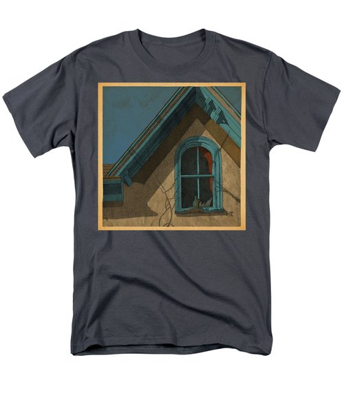 Looking In Men's T-Shirt  (Regular Fit) by Meg Shearer