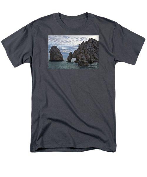 Los Arcos In Cabo San Lucas Men's T-Shirt  (Regular Fit)