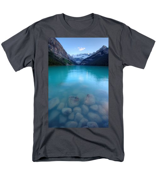 Men's T-Shirt  (Regular Fit) featuring the photograph Louis With An E  by David Andersen