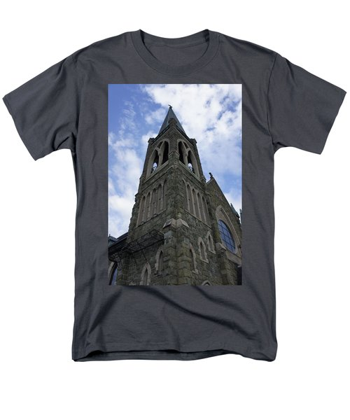 Men's T-Shirt  (Regular Fit) featuring the photograph Luray Chapel by Laurie Perry