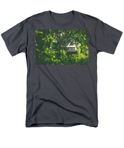 Lurking I Men's T-Shirt  (Regular Fit) by Marco Oliveira