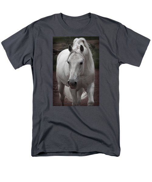 Men's T-Shirt  (Regular Fit) featuring the photograph Maestoso II Ambrosia D5881 by Wes and Dotty Weber