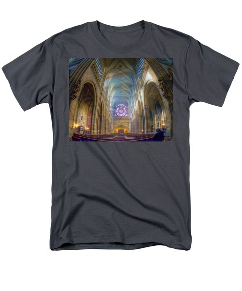 Magical Light Men's T-Shirt  (Regular Fit)