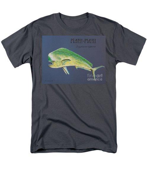 Mahi-mahi Men's T-Shirt  (Regular Fit) by Katharina Filus