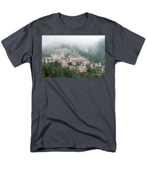 Maleod Ganj Of Dharamsala Men's T-Shirt  (Regular Fit) by Yew Kwang