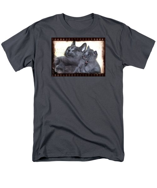 Mess With My Ma I'll Scratch Your Eyes Out Men's T-Shirt  (Regular Fit) by Richard Thomas