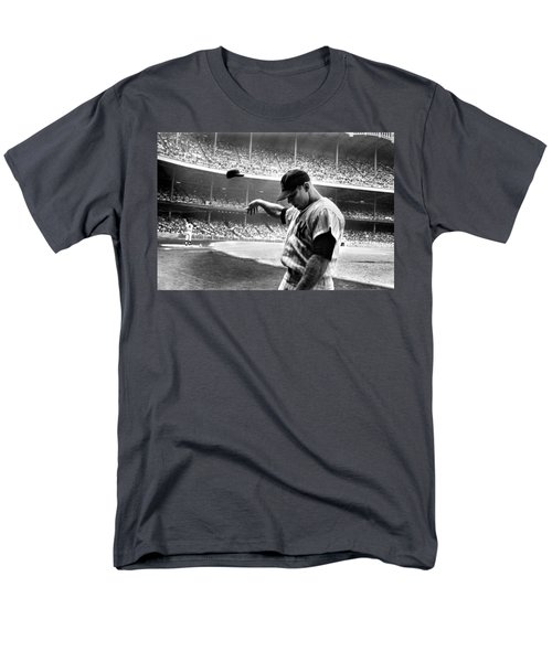 Mickey Mantle Men's T-Shirt  (Regular Fit) by Gianfranco Weiss