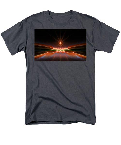Midnight Sun Men's T-Shirt  (Regular Fit) by GJ Blackman