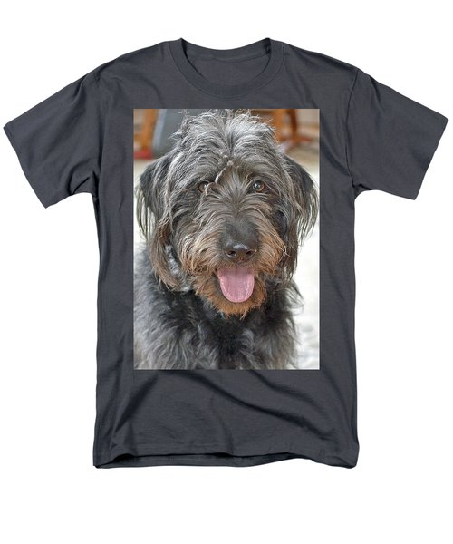Men's T-Shirt  (Regular Fit) featuring the photograph Milo by Lisa Phillips