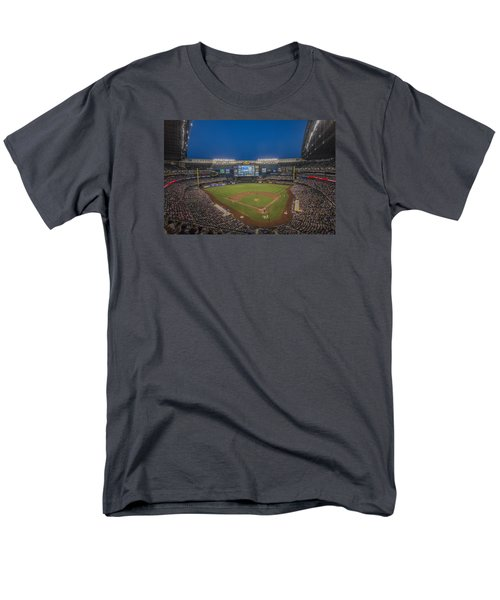 Milwaukee Brewers Men's T-Shirt  (Regular Fit) by David Haskett