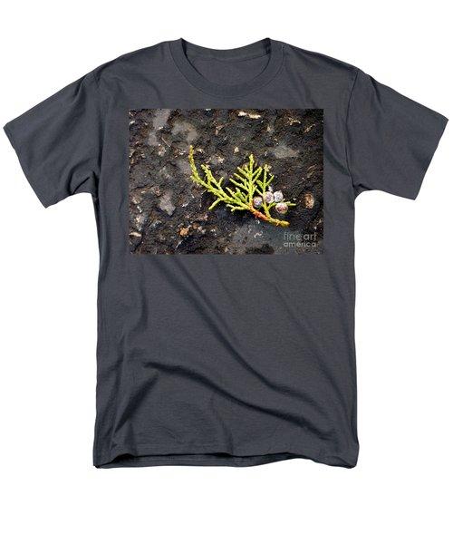 Men's T-Shirt  (Regular Fit) featuring the photograph Missing Christmas by Meghan at FireBonnet Art