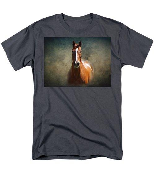 Misty In The Moonlight Men's T-Shirt  (Regular Fit)
