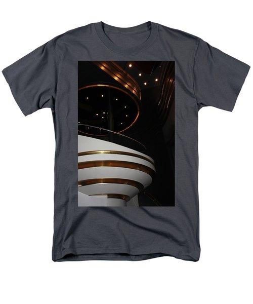 Men's T-Shirt  (Regular Fit) featuring the photograph Modern Loge by Kristin Elmquist