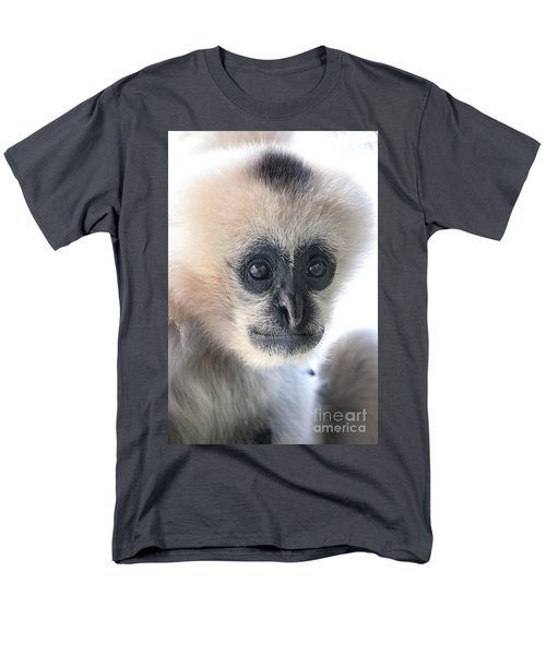 Monkey Face Men's T-Shirt  (Regular Fit) by Ray Warren