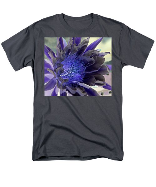 Men's T-Shirt  (Regular Fit) featuring the photograph Moody Blues by Antonia Citrino