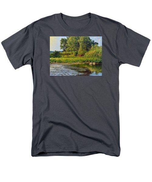 Morning Glow Men's T-Shirt  (Regular Fit) by Bruce Morrison