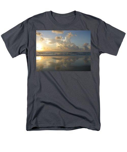 Morning Has Broken Men's T-Shirt  (Regular Fit) by Ellen Meakin
