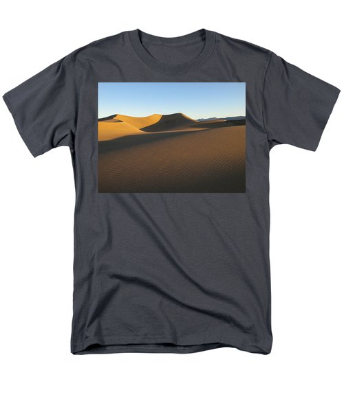 Men's T-Shirt  (Regular Fit) featuring the photograph Morning Shadows by Joe Schofield