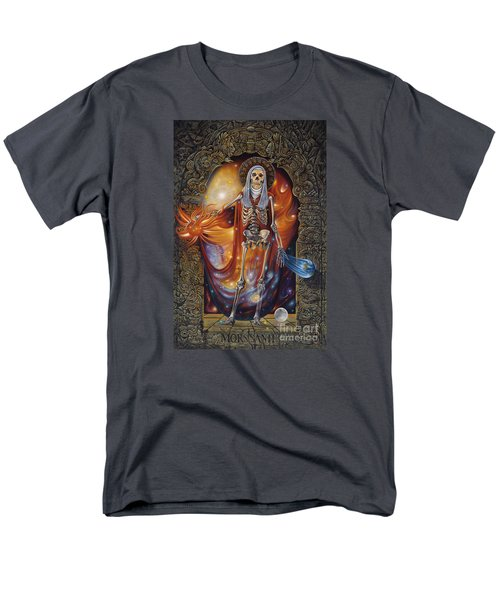 Mors Santi Men's T-Shirt  (Regular Fit)