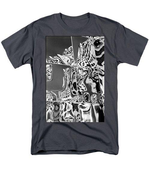 Mosaic Men's T-Shirt  (Regular Fit) by Steven Huszar
