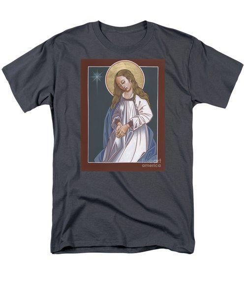 Mother Of God Waiting In Adoration 248 Men's T-Shirt  (Regular Fit)
