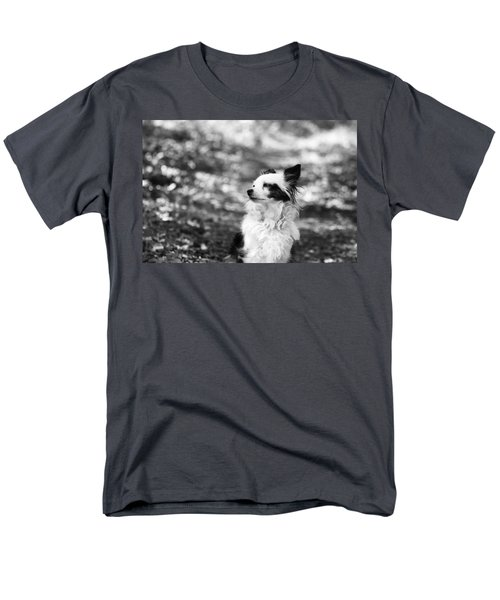 My Dog Men's T-Shirt  (Regular Fit) by Daniel Precht