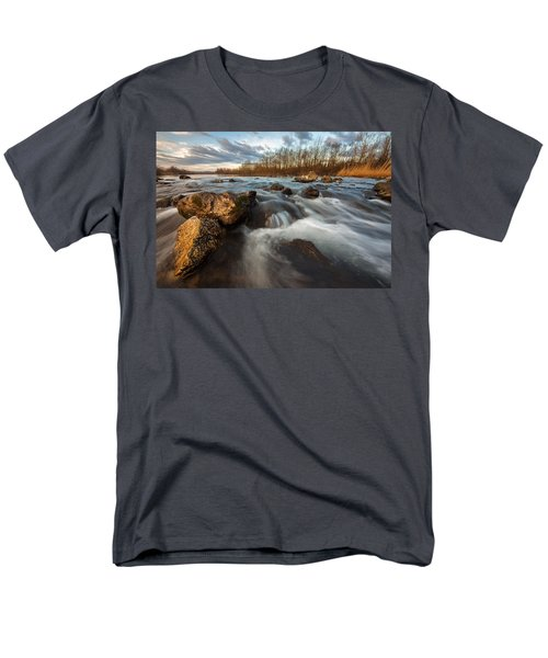 Men's T-Shirt  (Regular Fit) featuring the photograph My Favorite Spot by Davorin Mance