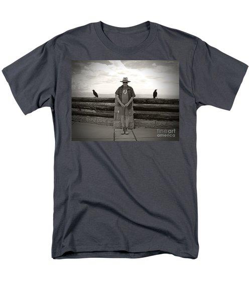 Nevermore Men's T-Shirt  (Regular Fit) by Meghan at FireBonnet Art
