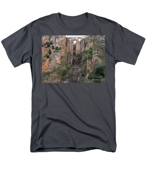 New Bridge V2 Men's T-Shirt  (Regular Fit) by Suzanne Oesterling