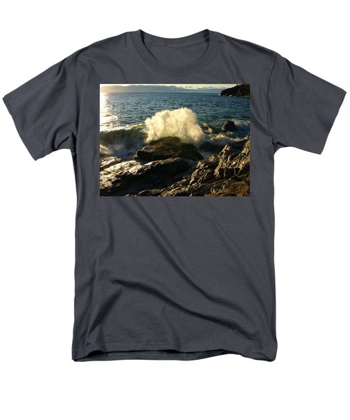 Men's T-Shirt  (Regular Fit) featuring the photograph New Heights by James Peterson