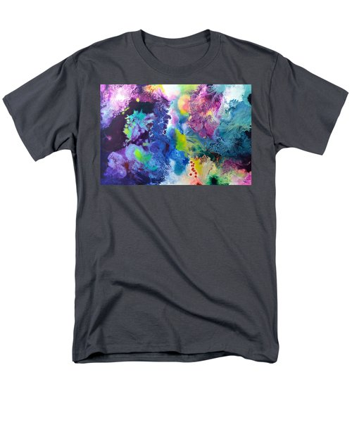 New Life Men's T-Shirt  (Regular Fit) by Sally Trace