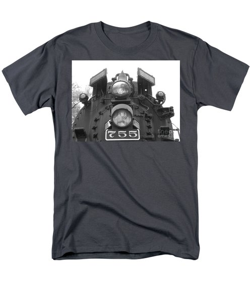 Nickel Plate Men's T-Shirt  (Regular Fit) by Michael Krek