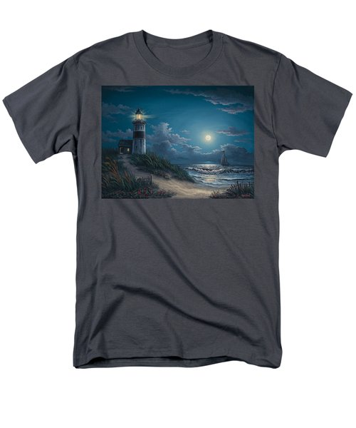 Night Watch Men's T-Shirt  (Regular Fit) by Kyle Wood