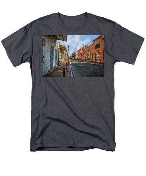 Nola French Quarter Men's T-Shirt  (Regular Fit) by Sennie Pierson