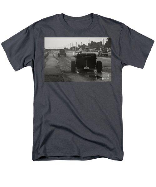 Nostalgia Drags Men's T-Shirt  (Regular Fit) by Dennis Hedberg