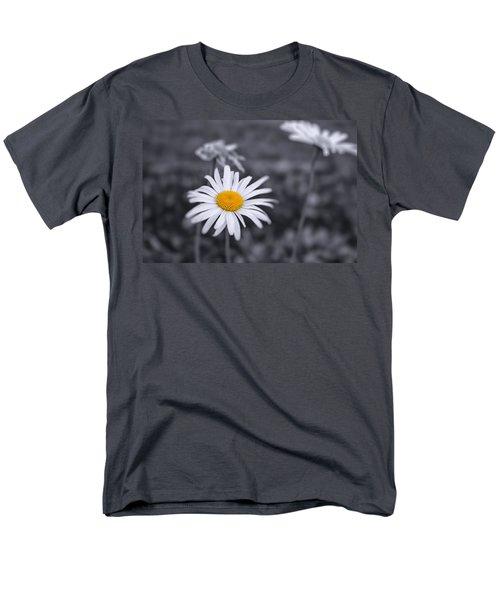 November Daisy Men's T-Shirt  (Regular Fit) by Brian Caldwell