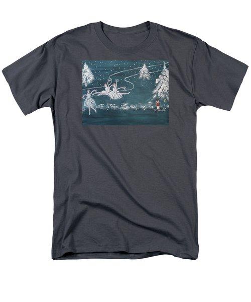 Nutcrackers Dance Of The Snowflakes Men's T-Shirt  (Regular Fit)