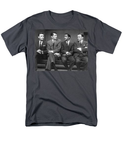 Ocean's Eleven Rat Pack Men's T-Shirt  (Regular Fit) by Underwood Archives
