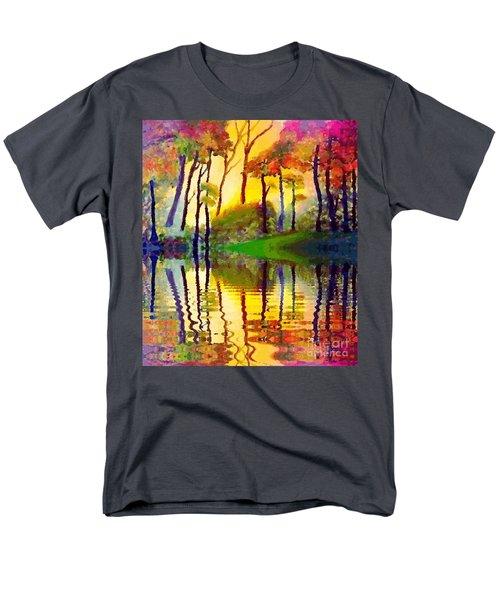 October Surprise Men's T-Shirt  (Regular Fit) by Holly Martinson