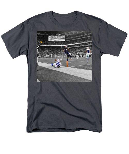 Odell Beckham Breaking The Internet Men's T-Shirt  (Regular Fit) by Brian Reaves
