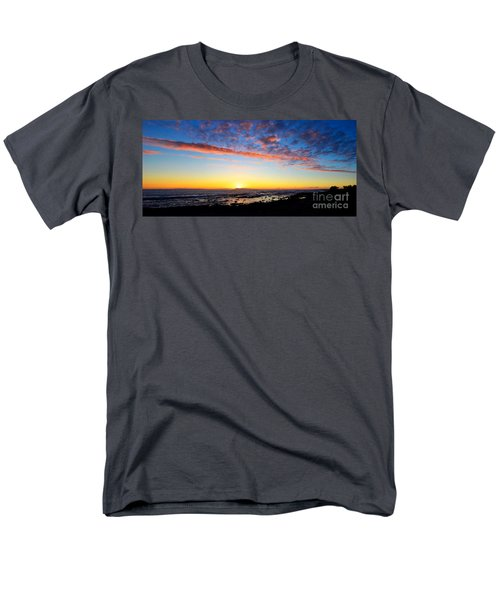 Men's T-Shirt  (Regular Fit) featuring the photograph Old A's Panorama by David Lawson