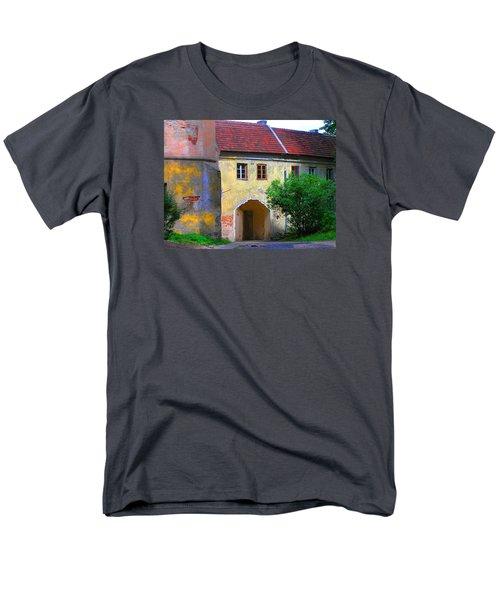 Old City Men's T-Shirt  (Regular Fit) by Oleg Zavarzin