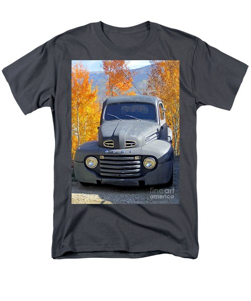 Men's T-Shirt  (Regular Fit) featuring the photograph Old Time Fun by Fiona Kennard