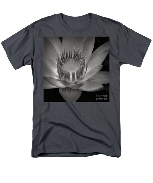 Om Mani Padme Hum Hail To The Jewel In The Lotus Men's T-Shirt  (Regular Fit) by Sharon Mau