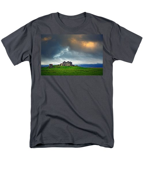 On The Road To Hofn Men's T-Shirt  (Regular Fit) by Ian Good